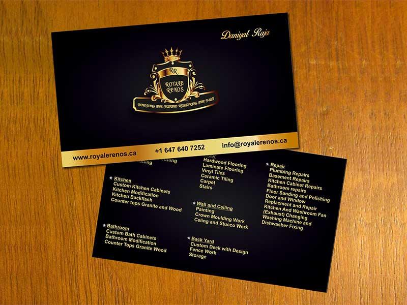 Laminate Flooring Business Cards - Flooring Designs